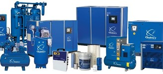 Quincy Air Compressors & Vacuum Pump